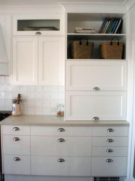 Belinda Slape kitchen drawers