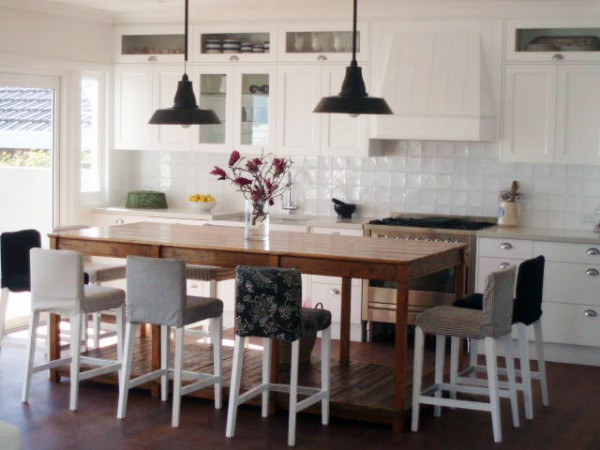 Belinda Slape kitchen dining room