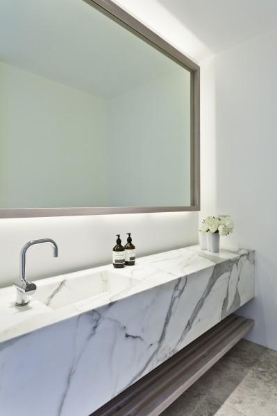 Gordon Ave, Coogee bathroom