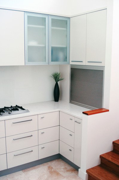 Hastings Rd Terrigal kitchen tidy