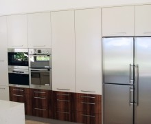 Hastings Rd Terrigal kitchen cupboards