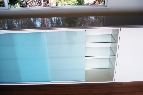 Beachview Esp MacMasters sliding storage