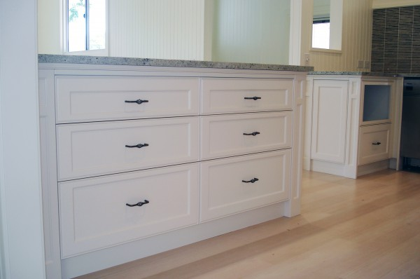 Killcare kitchen large drawers