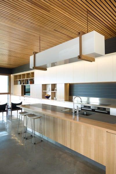 Warriewood kitchen island joinery