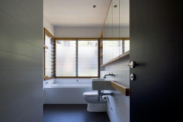 Ozone St, bathroom joinery