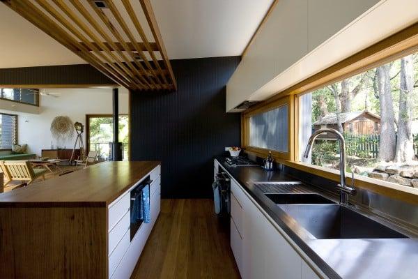 Ozone St, kitchen cupboards